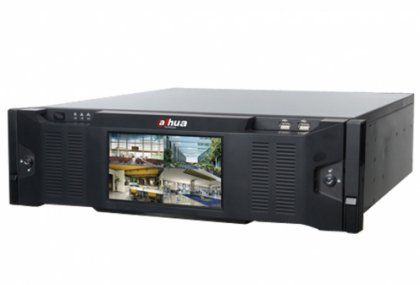 128 Kanal Süper 4K Network Video Recorder