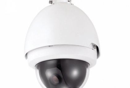 3 Megapixel Full HD Network PTZ Dome Kamera