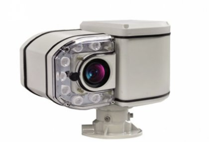 2 Mp 22x Optik Full HD IR IP PTZ Kamera