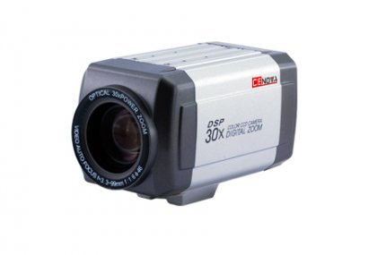 Sony Super HAD CCD, 420 TVLines, 30X Optik Zoom
