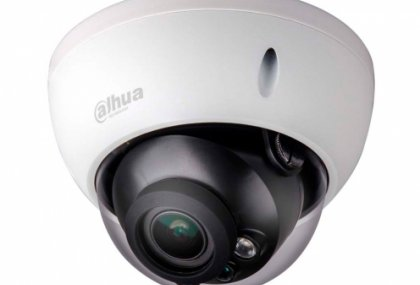 1.3 MP HD Vandalproof IR Dome IP Kamera