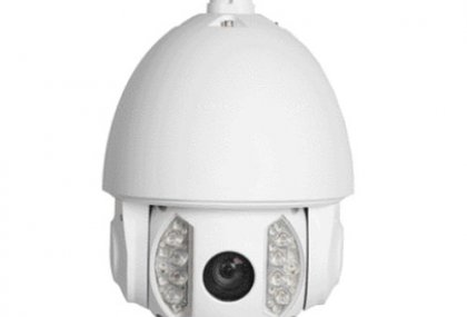 2 Megapixel Full HD Auto - Tracking Network IR PTZ Dome Kamera