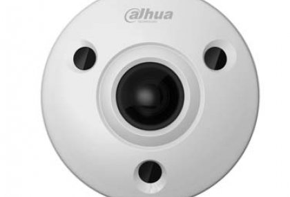 12Megapiksel Ultra HD Vandal-proof IR IP 360 ° Fisheye Kamera